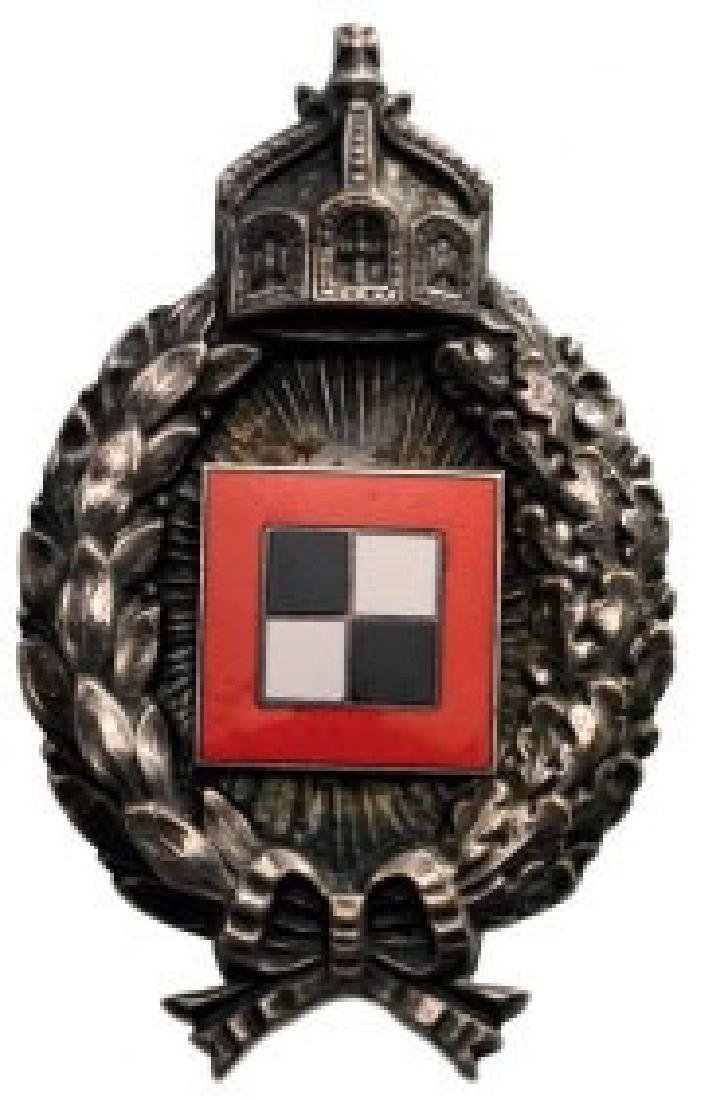 Army Observer's Badge, instituted in 1914