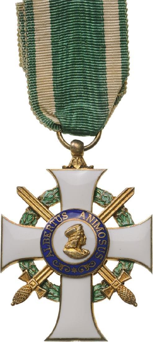 ORDER OF ALBERT THE VALOROUS