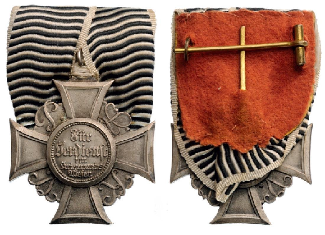 Kyffauserbund Veteran Merit Cross