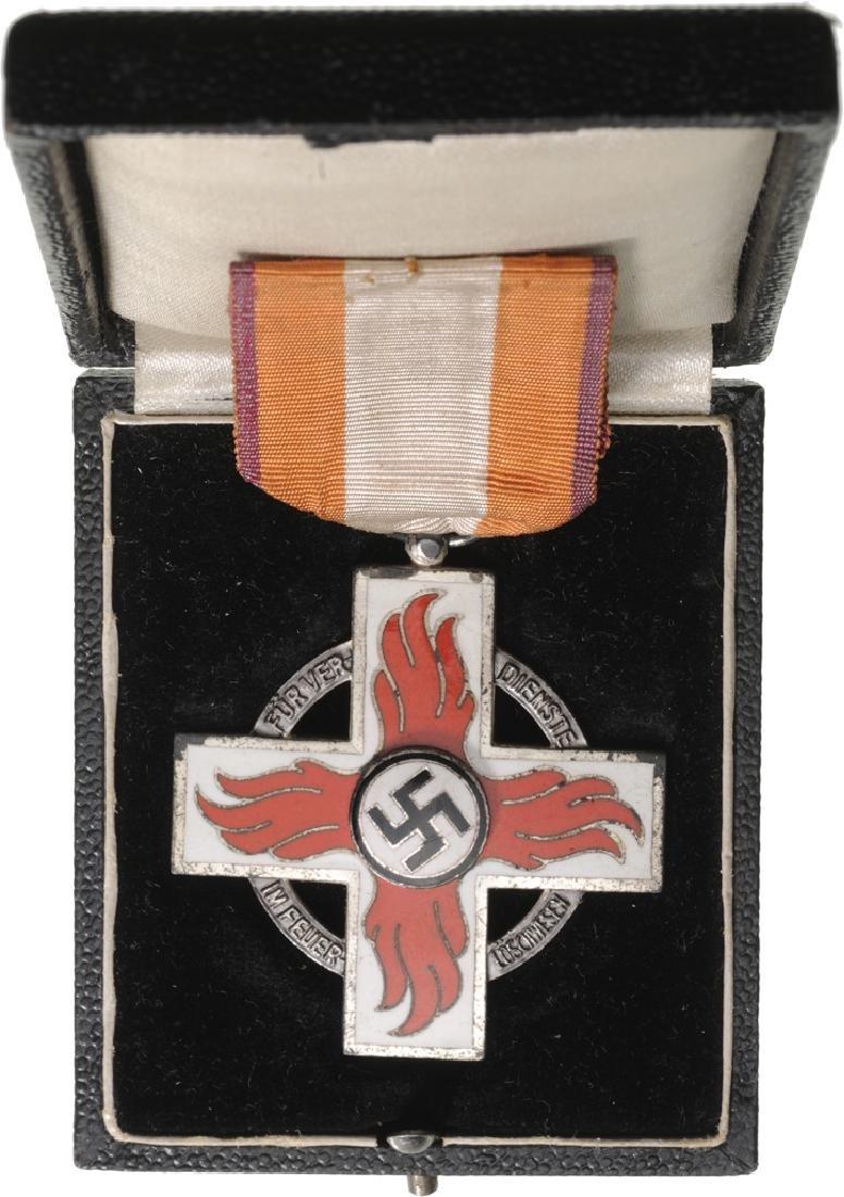 Fire Brigade Merit Decoration