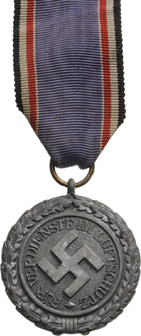 Air Defense Long Service Decoration, 2nd Class Silver