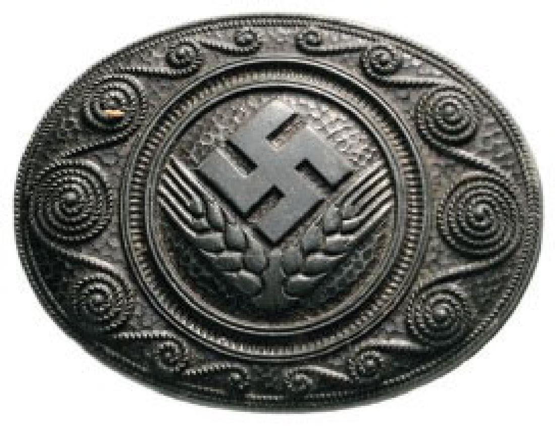 Reichsarbeitsdienst der weiblichen Jugend Silver