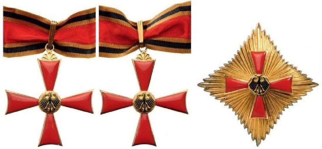 ORDER OF MERIT OF THE GERMAN FEDERAL REPUBLIC
