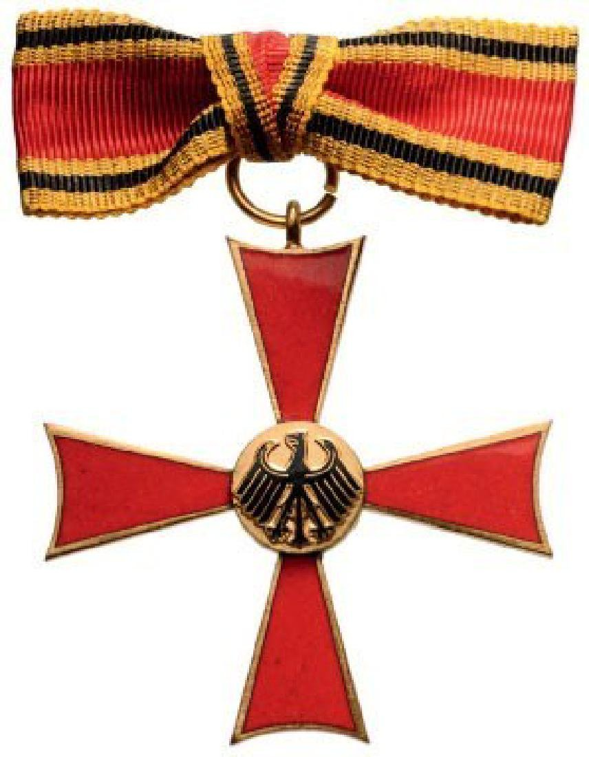 ORDER OF MERIT OF THE FEDERAL REPUBLIC