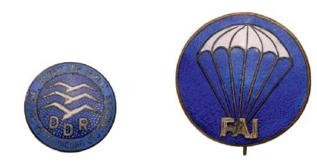 PARATROOPERS BADGES