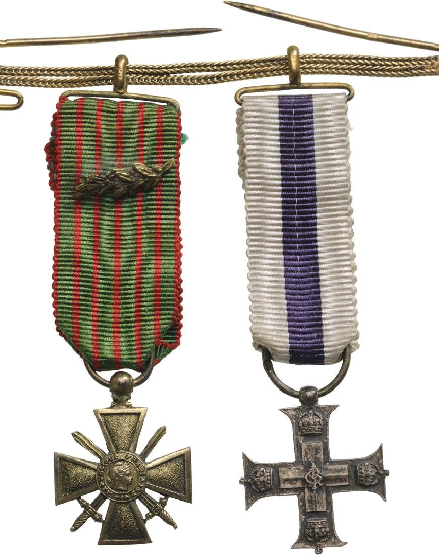 MILITARY CROSS, GEORGE V