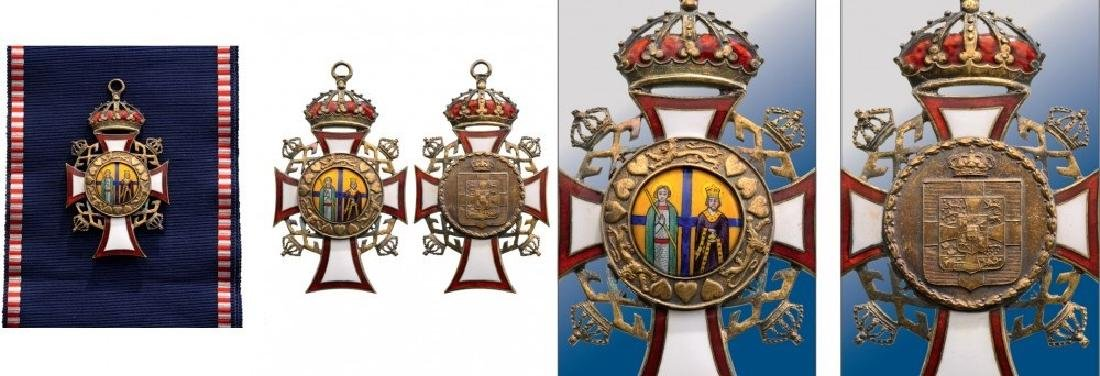 FAMILY AND DYNASTIC ORDER OF ST. GEORGE AND CONSTANTINE