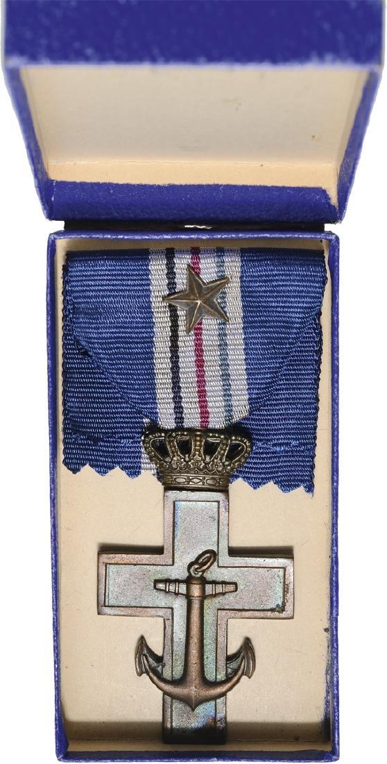 ROYAL NAVY CAMPAIGN MEDAL 1940 – 1945