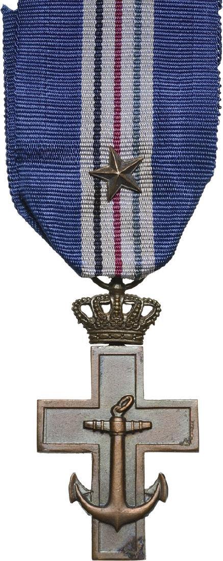 ROYAL NAVY CAMPAIGN MEDAL 1940 – 1945 - 3
