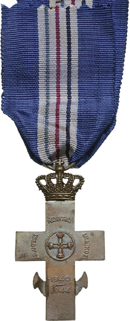 ROYAL NAVY CAMPAIGN MEDAL 1940 – 1945 - 4