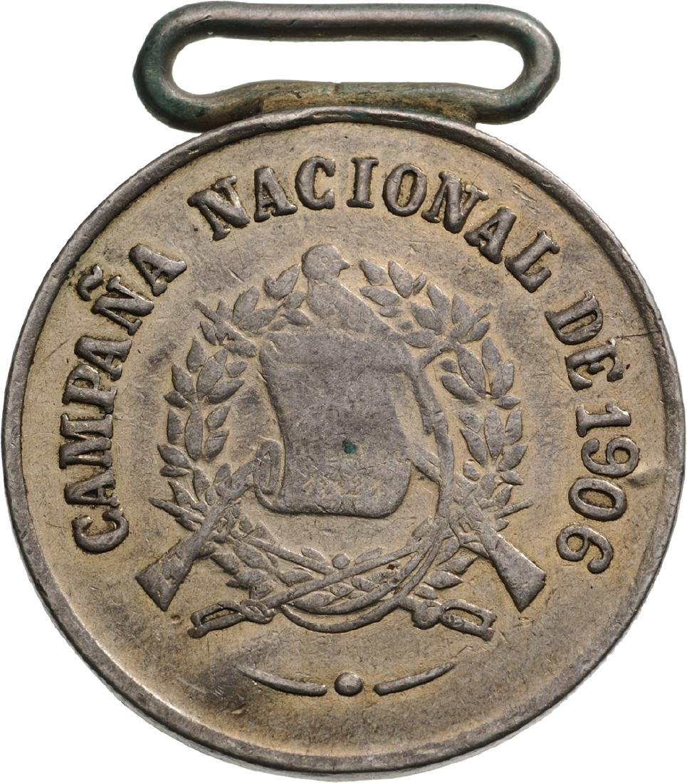 Medal of Merit for the National Campaign of 1906