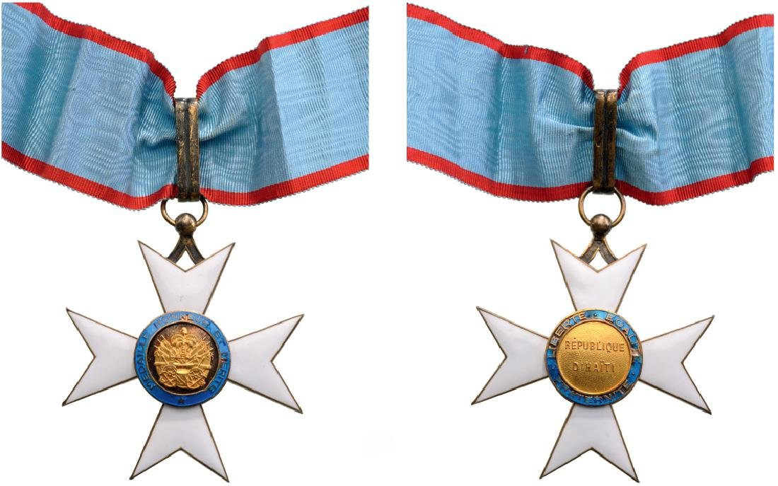 NATIONAL ORDER OF HONOR AND MERIT