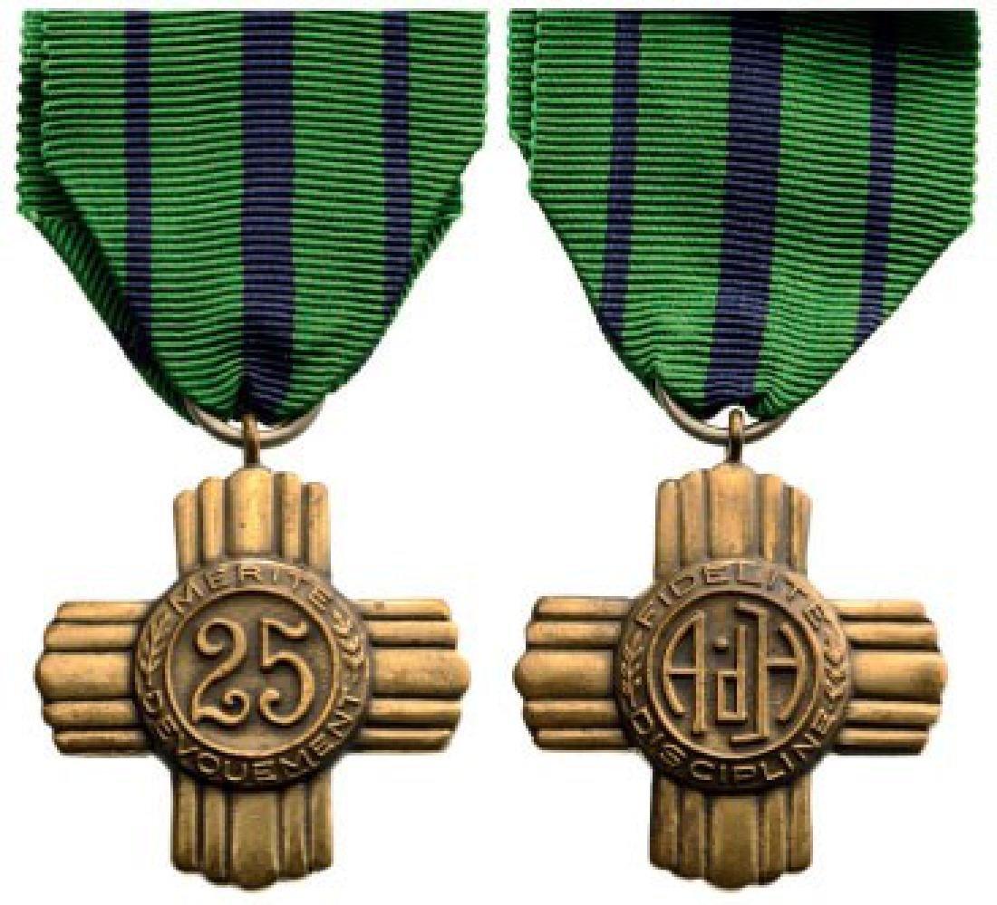 Military Merit Cross, instituted in 1940