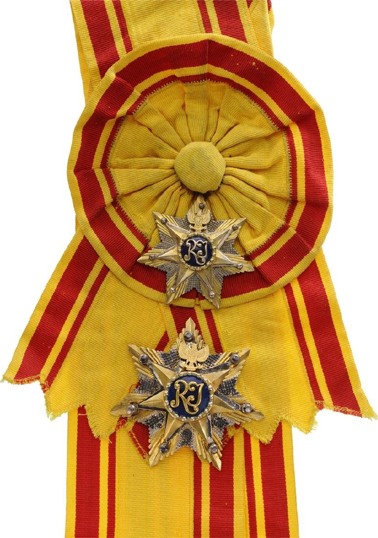ORDER OF THE STAR OF REPUBLIC (BINTANG REPUBLIK