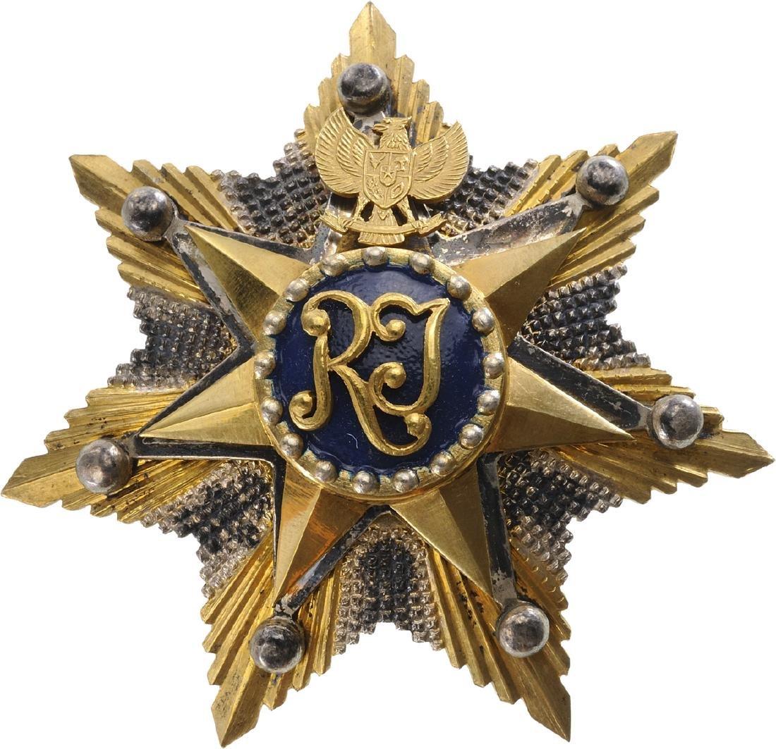 ORDER OF THE STAR OF REPUBLIC (BINTANG REPUBLIK - 3