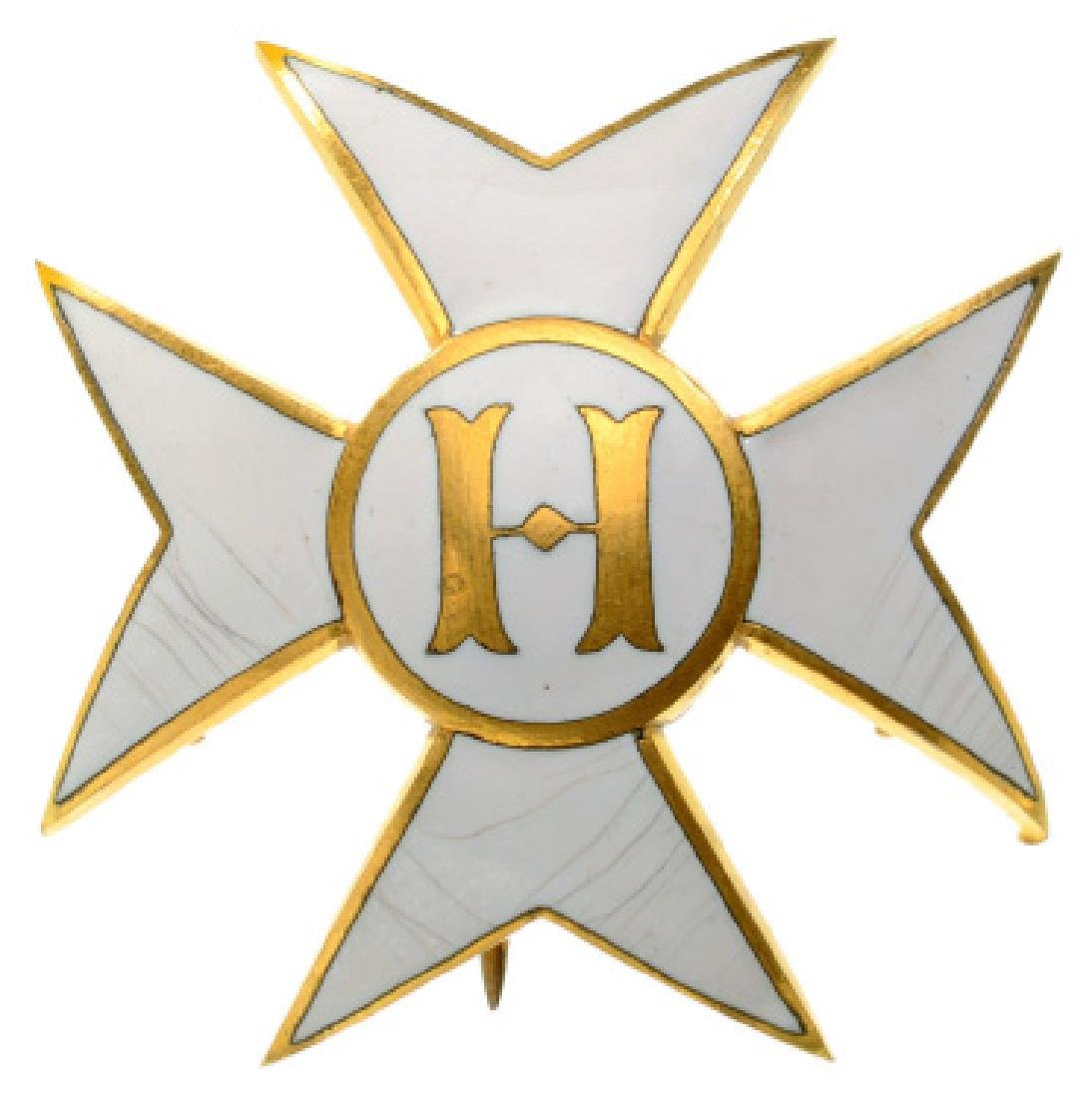 ORDER OF SAINT HUBERTUS
