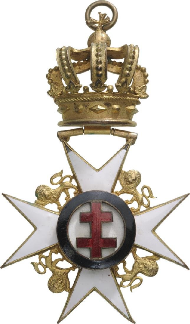 Knights Templar Past Preceptor Badge