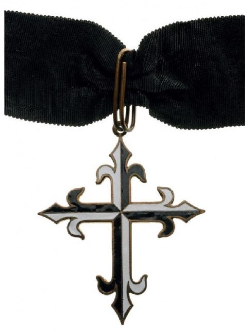KNIGHT ORDER OF THE MILITIA OF THE CHRIST, SAINT