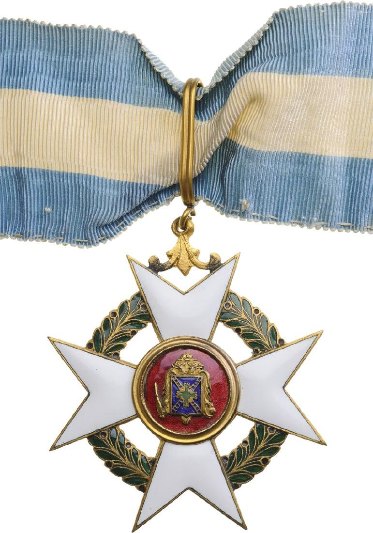 MILITARY ORDER OF THE KNIGHT'S OF CONCORDIA