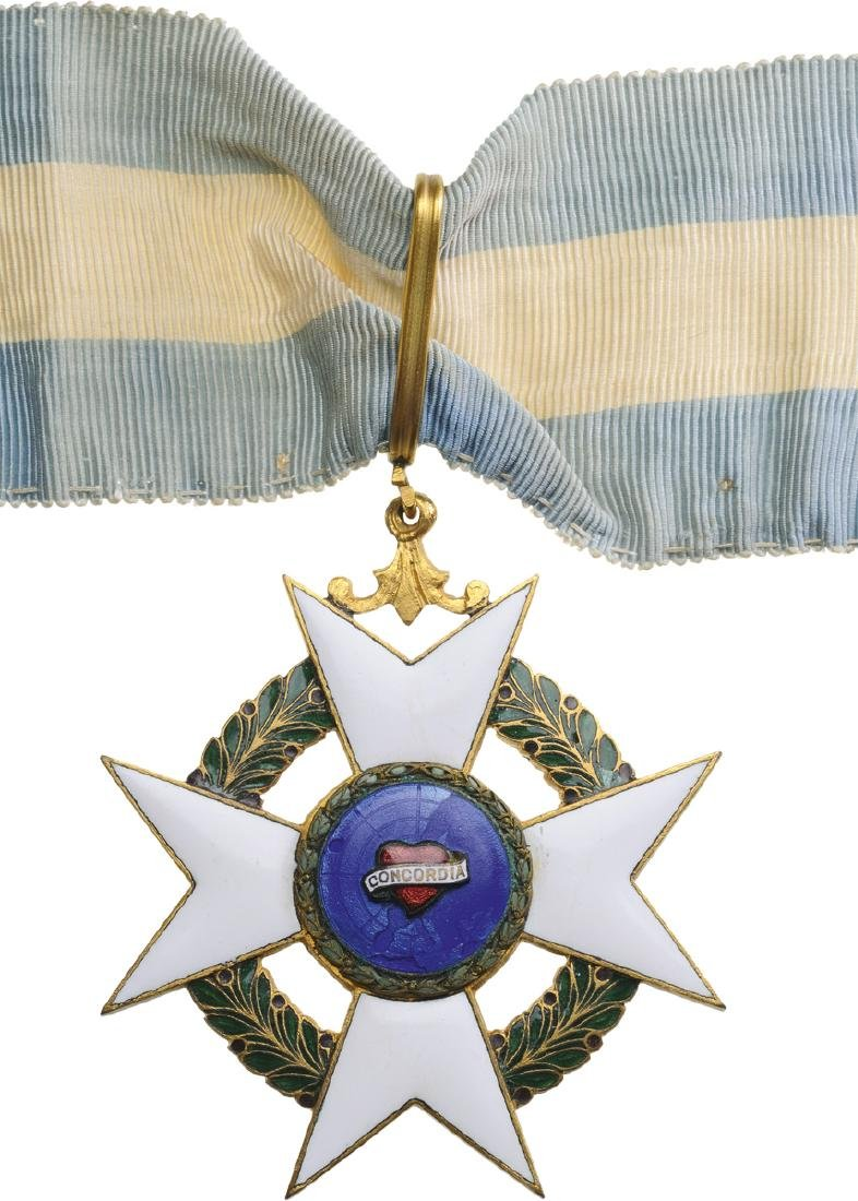 MILITARY ORDER OF THE KNIGHT'S OF CONCORDIA - 2