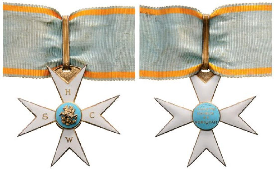 ORDER OF THE FOUR ROMAN EMPERORS