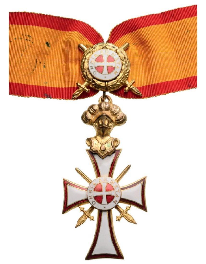 ORDER OF THE WHITE CROSS