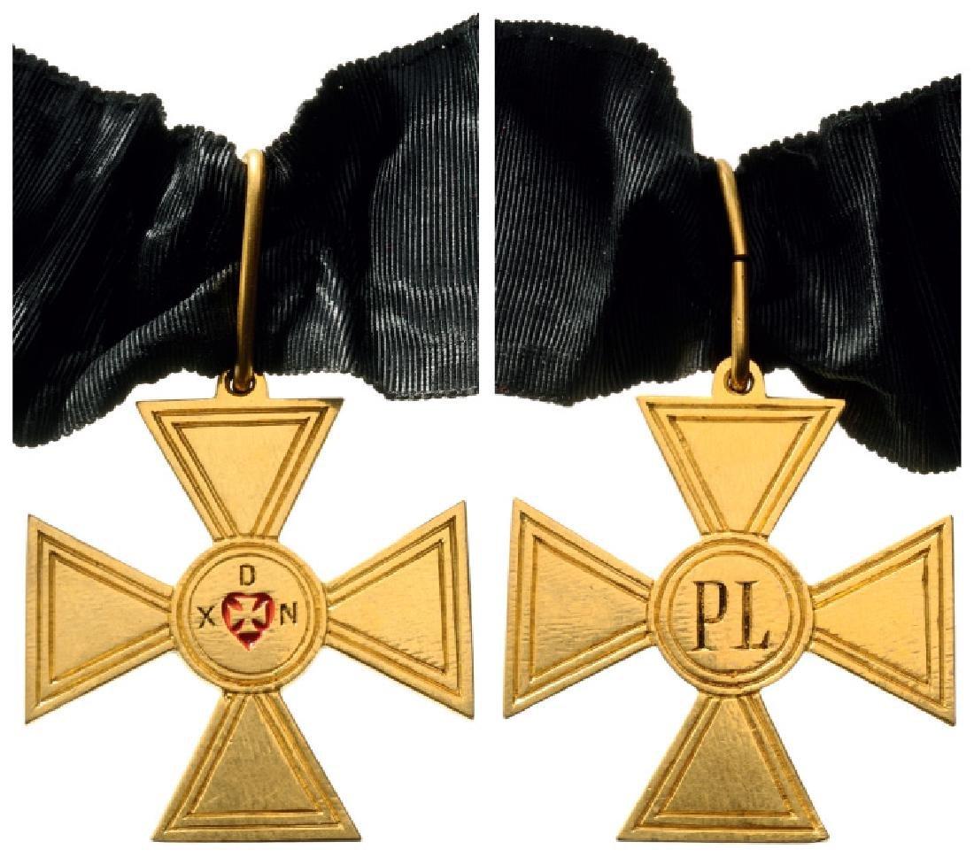 Unidentified Commander's Cross