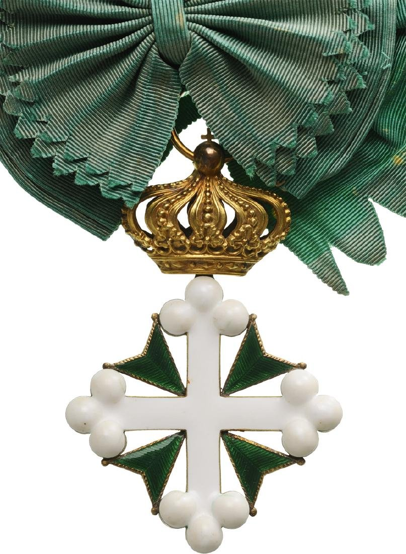 ORDER OF SAINT MAURICE AND LAZARUS - 3