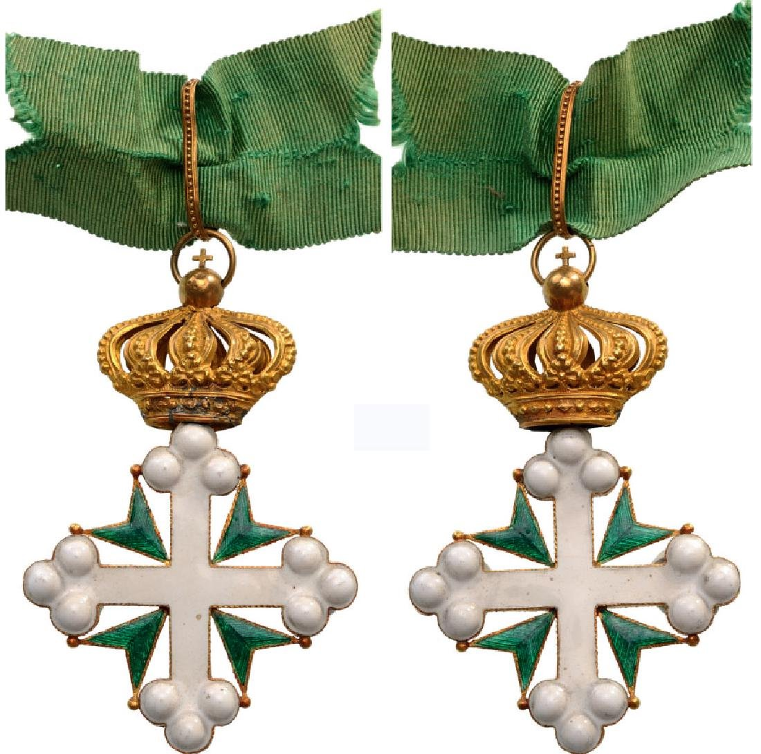 ORDER OF SAINT MAURICE AND LAZARUS