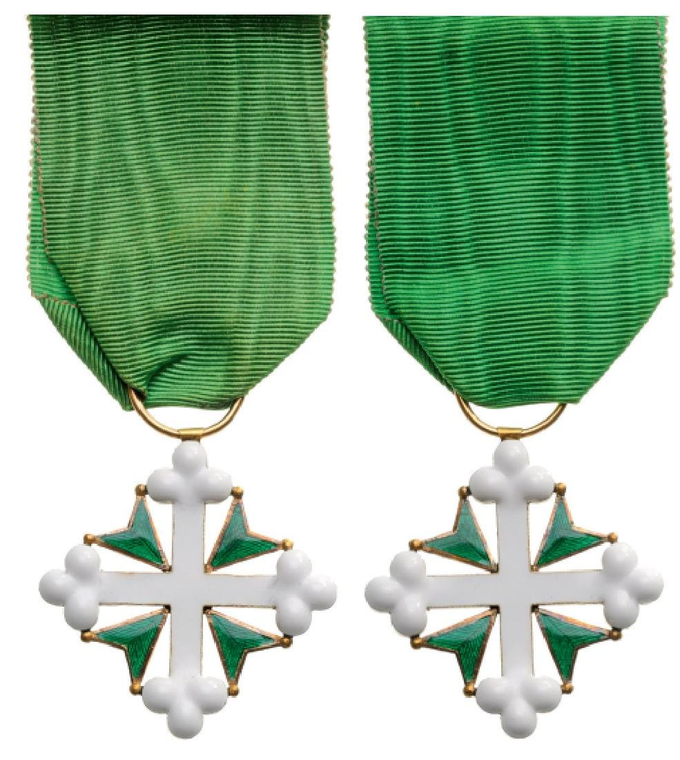 ORDER OF SAINT MAURICE AND LAZARUS - 2