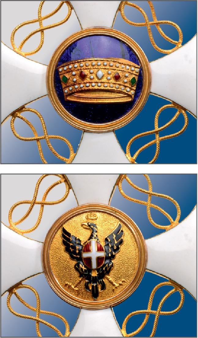 ORDER OF THE CROWN OF ITALY - 2