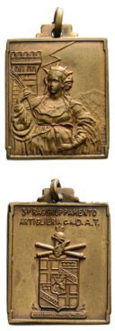 3rd Artillery Regiment Badge