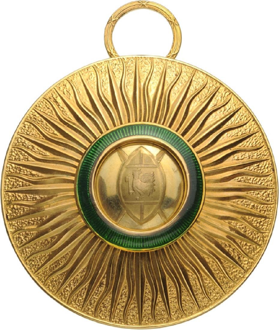 ORDER OF THE GOLDEN HEART - 2