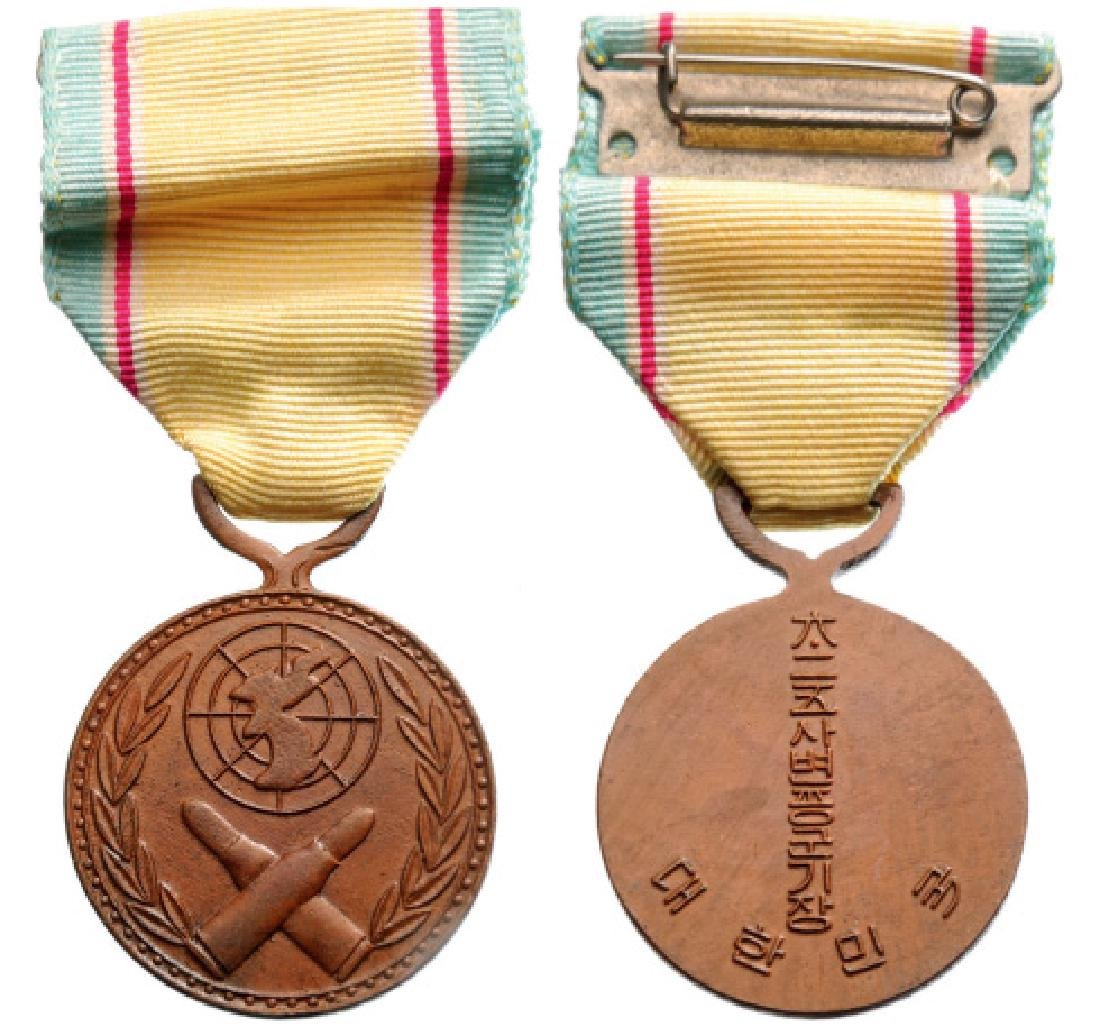 War Service Medal, instituted in 1950