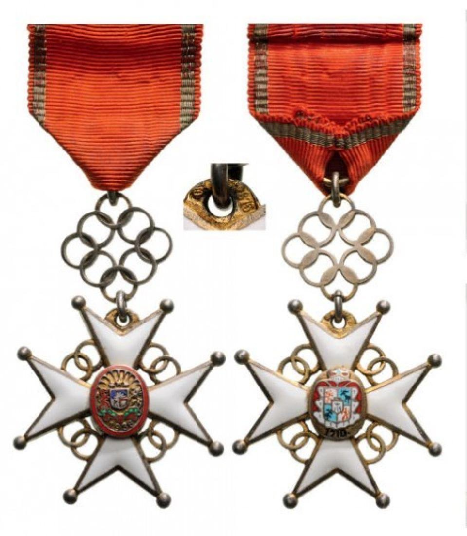 CROSS OF RECOGNITION