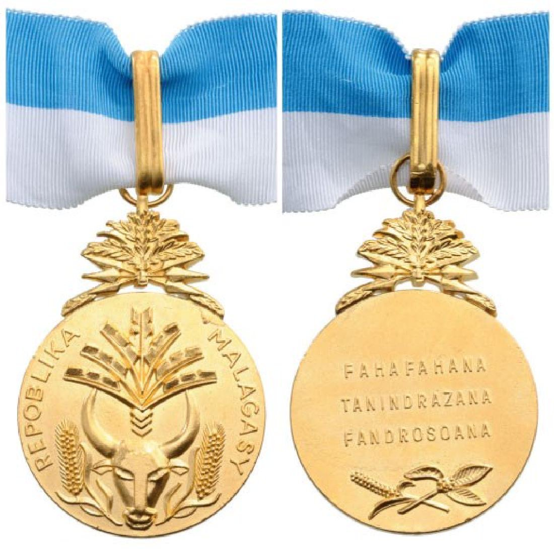 NATIONAL ORDER OF MADAGASCAR