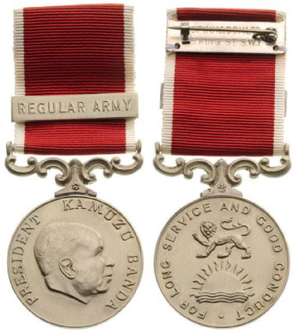 Long Service and Good Conduct Medal