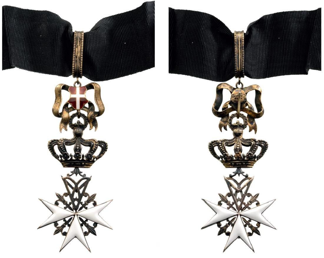 THE SOVEREIGN MILITARY ORDER OF MALTA