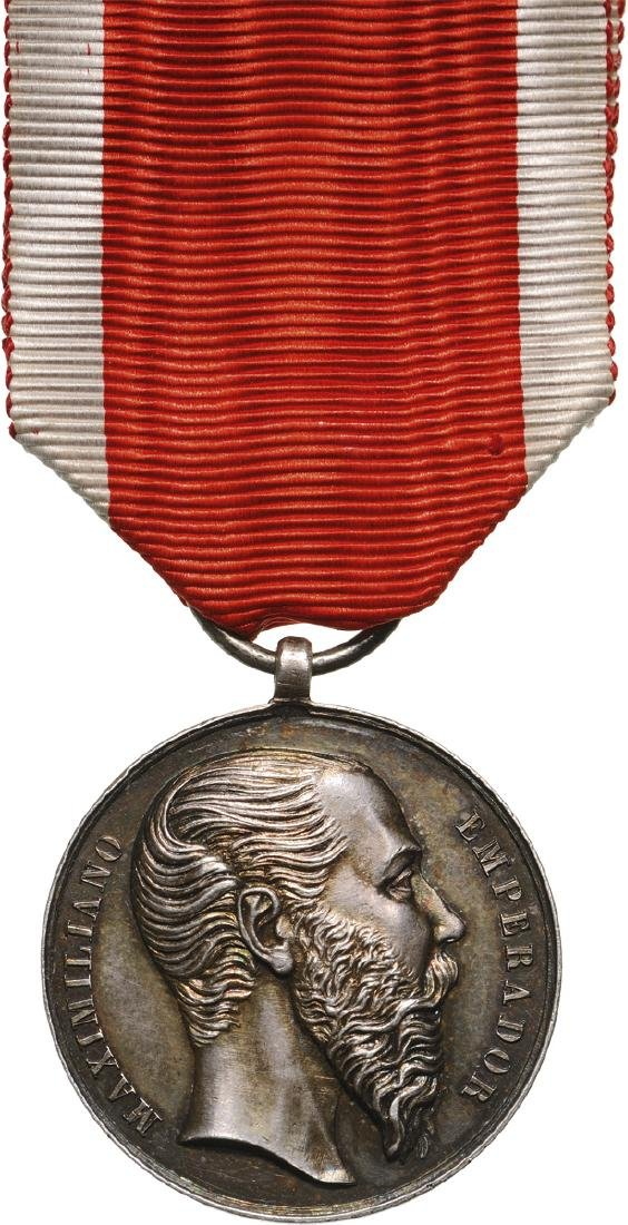 Military Merit Medal, Type 2, instituted in 1863
