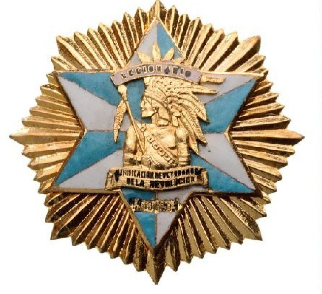 DECORATION FOR THE UNIFICATION OF THE VETERANS OF THE