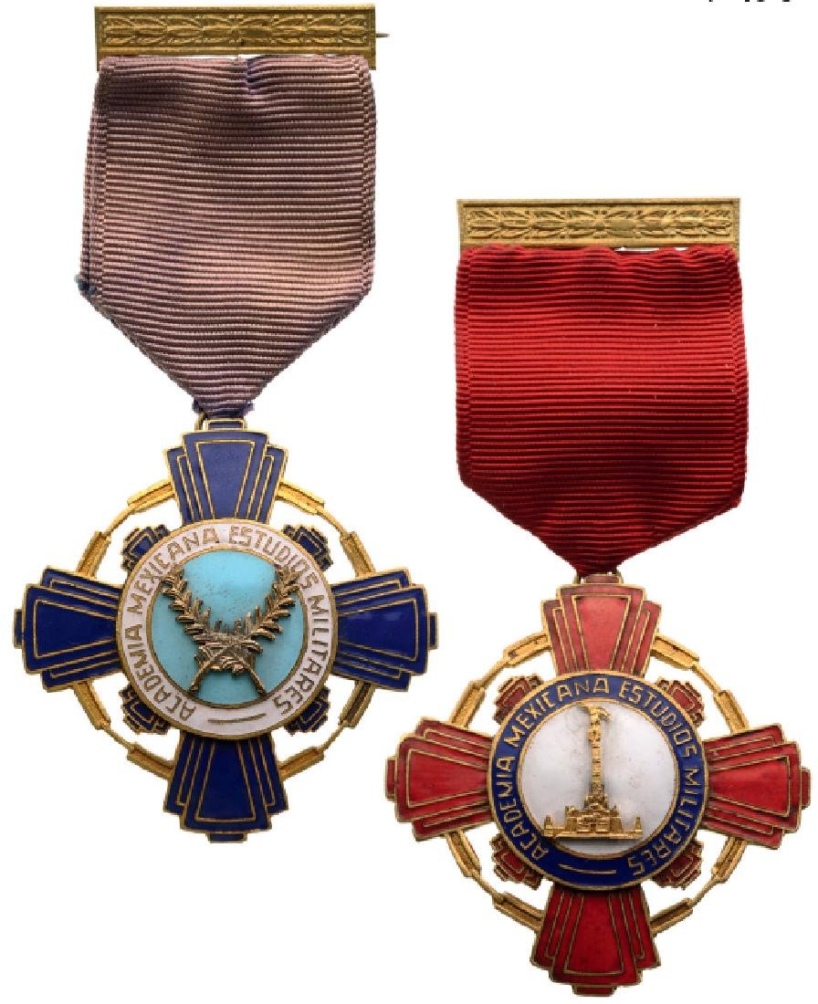Group of 2 Academy of Military Studies Merit