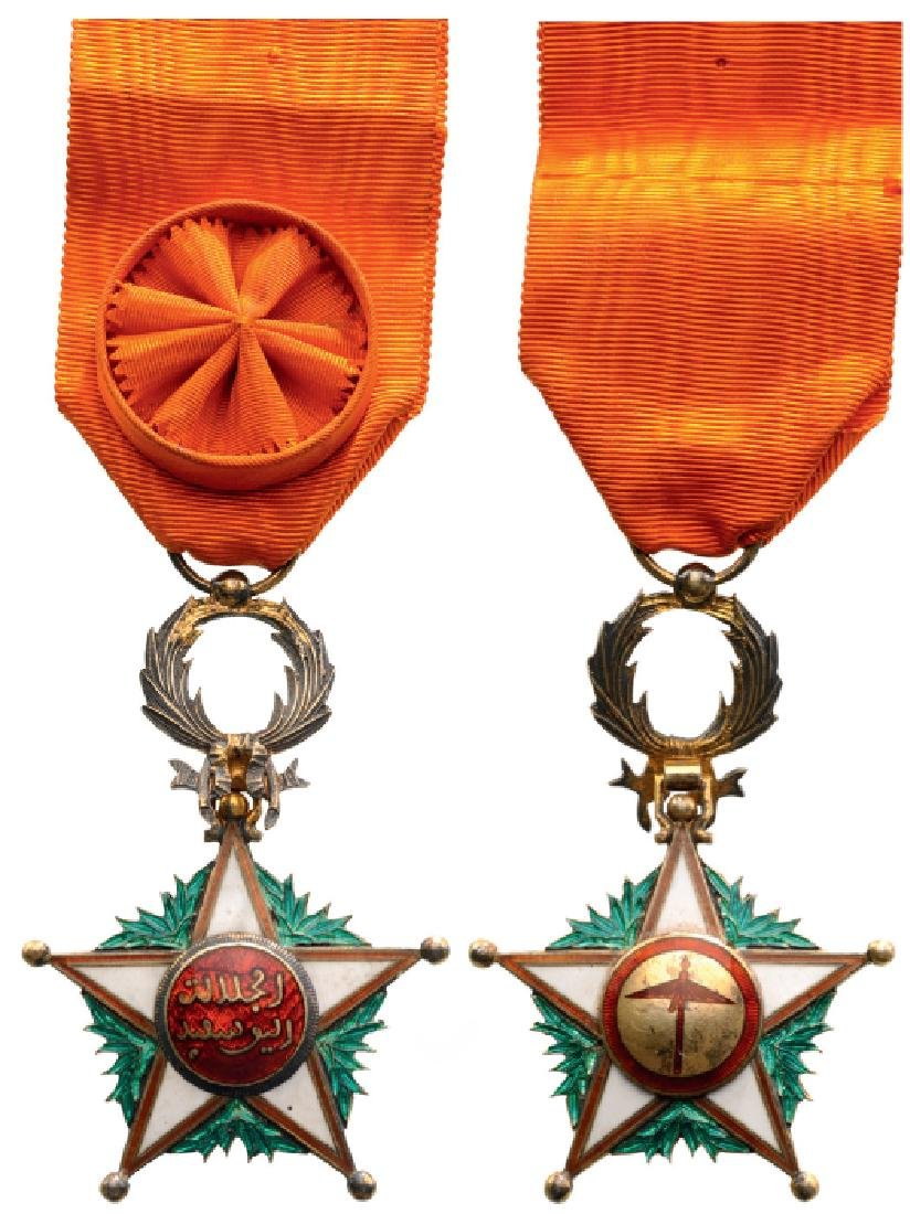 ORDER OF THE OUISSAM ALAOUITE