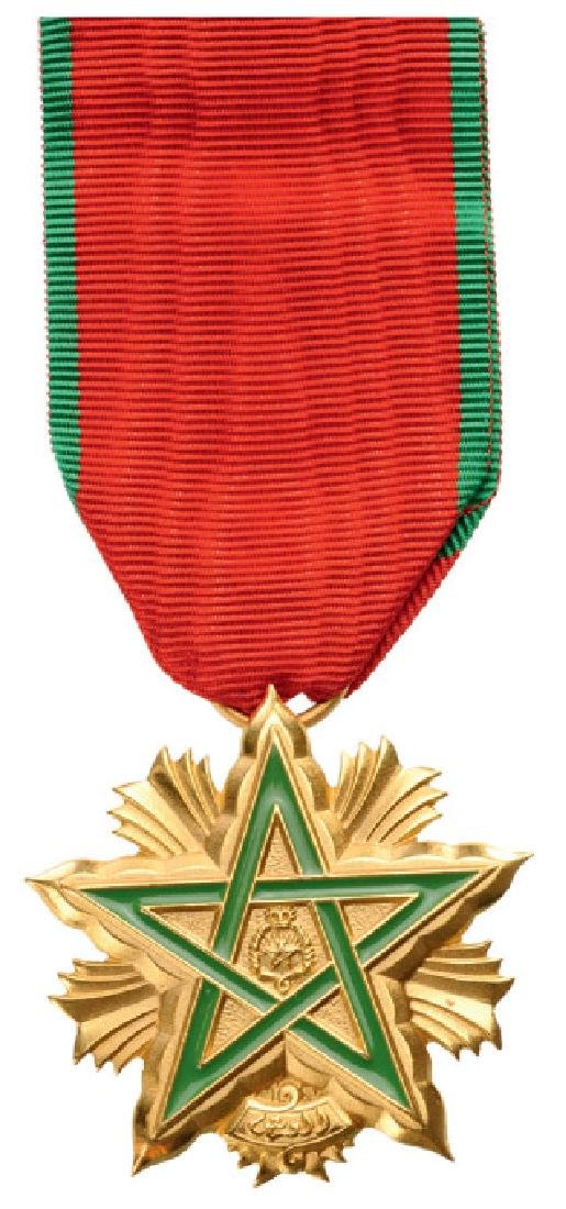 ORDER OF THE THRONE (Wissam al-Arch)