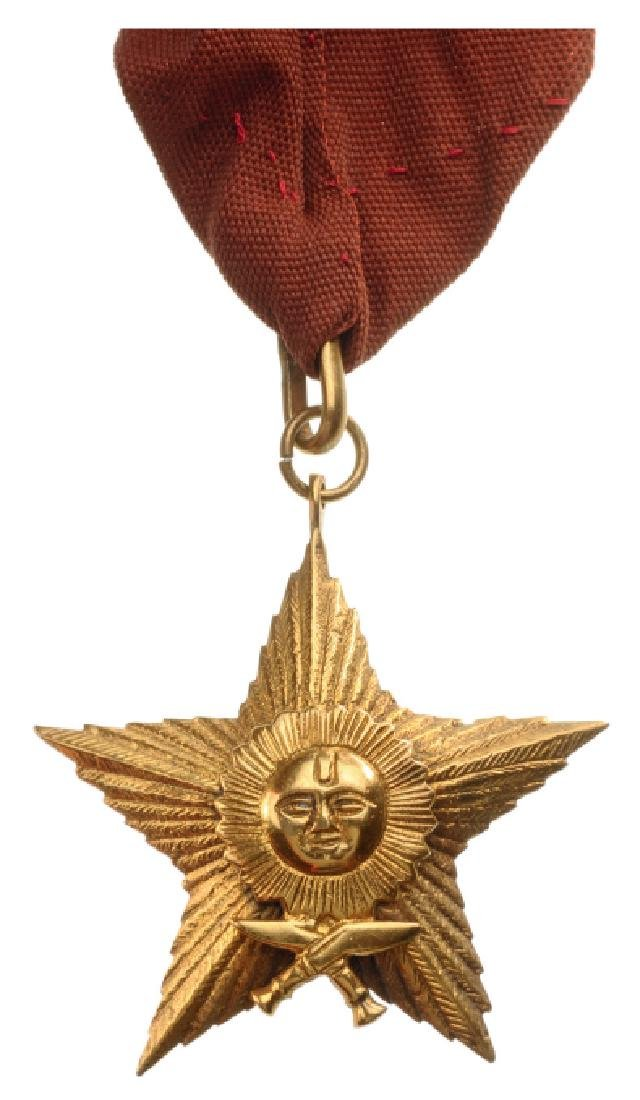 ORDER OF GORKHA DASHKINA BAHU THE MOST PUISSANT ORDER