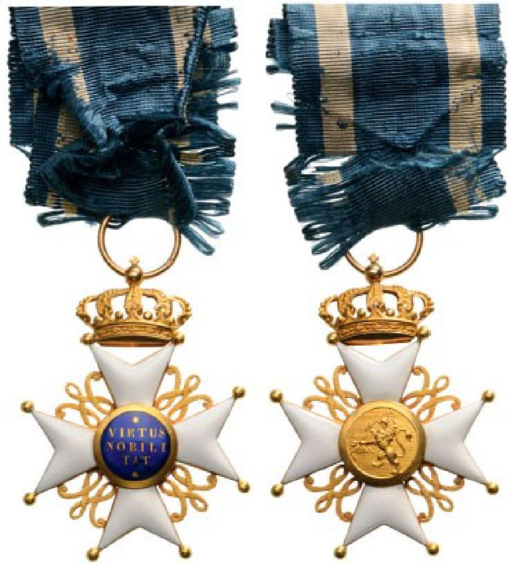 ORDER OF THE NETHERLANDS LION