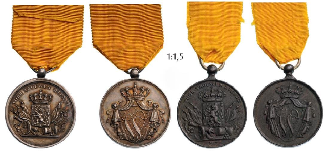 Lot of 2 Long Service Medals