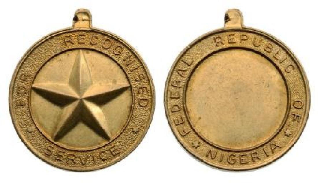 Medal for Recognized Service