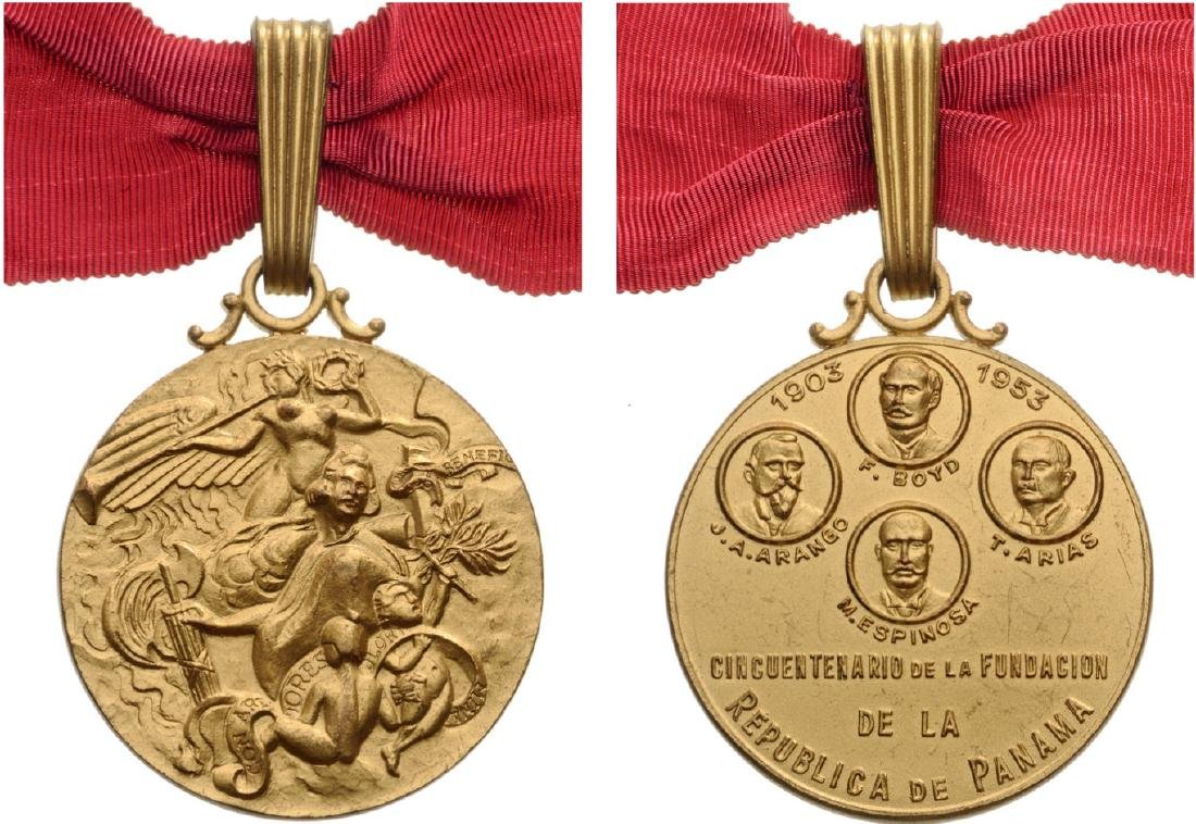 MEDAL OF THE 50TH ANNIVERSARY FOR THE INDEPENDENCE OF