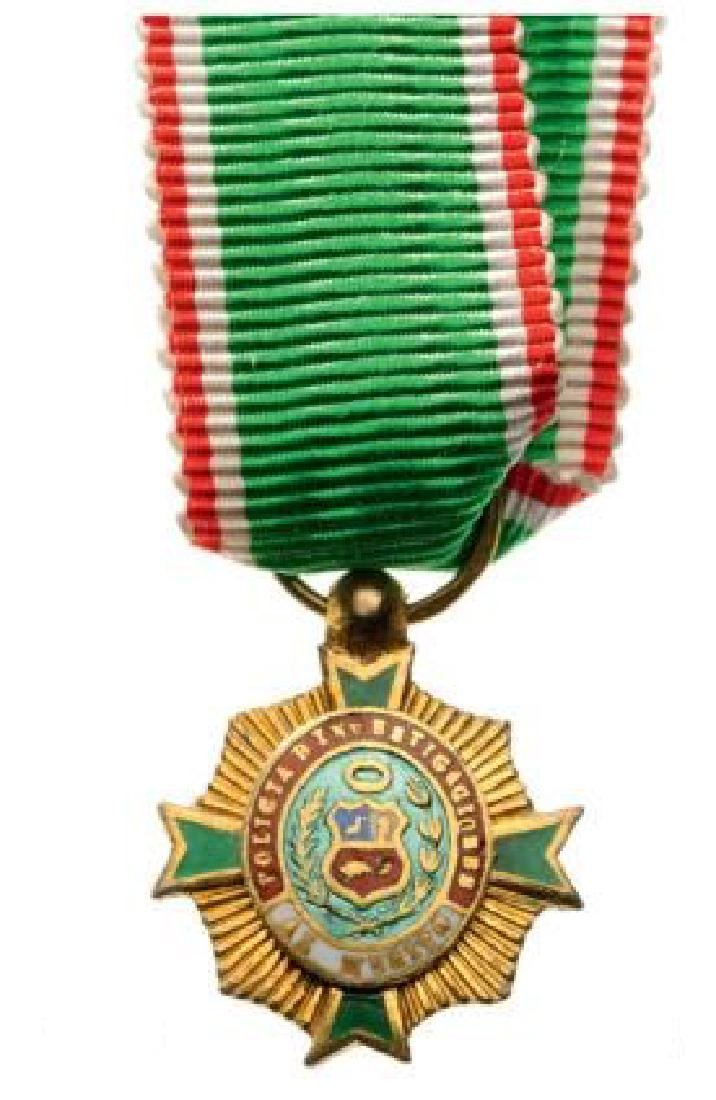 Decoration of Merit for the Investigation Police