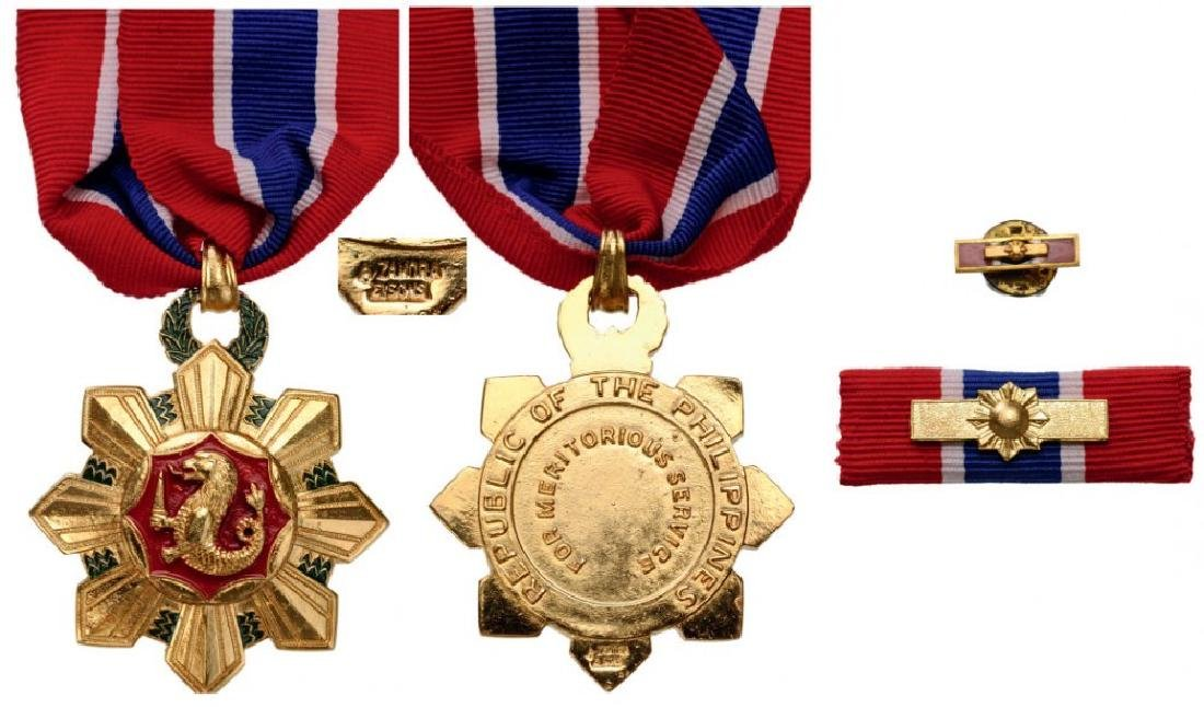 LEGION OF HONOR ORDER